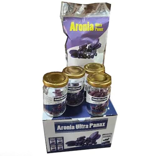 Aronia Ultra Panax Çay Hediyeli Set