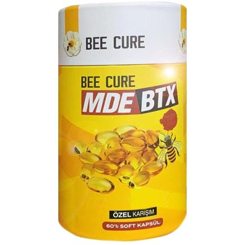 Bee Cure 60 Soft Kapsül - 2 Kutu