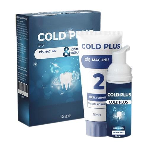 Cold Plus Diş Bakım Seti