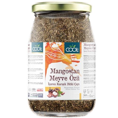 Cool Tea Mangostan Meyve Özü İçeren Karışık Bitki Çayı 90 Günlük