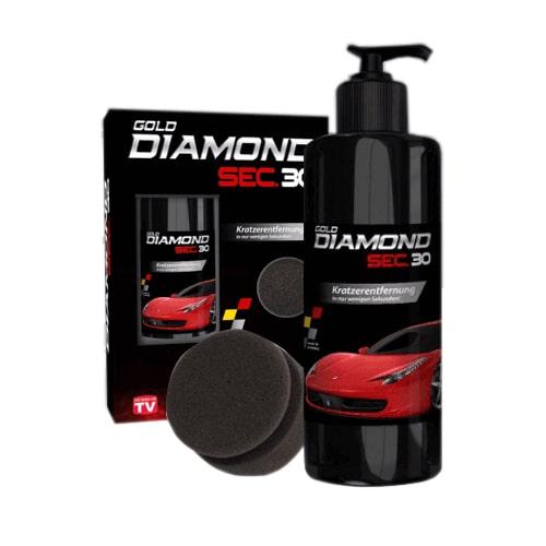 Diamond Sec 30 Çizik Giderici / Koruyucu Set - 3 Set
