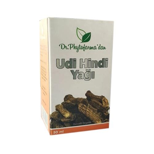 Dr Phytofarma Udi Hindi Yağı 50 Ml 3 Şişe