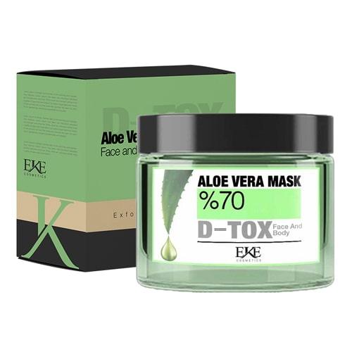 Eke Aloe Vera Detox Maskesi 2 Adet