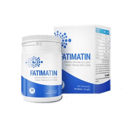 Fatimatin 30 Adet 3 Kutu