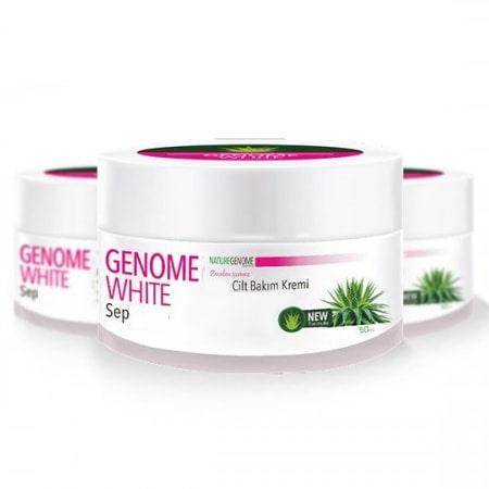 Genome White Krem