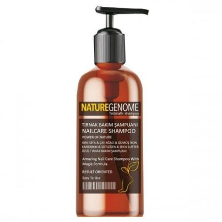 Nature Genome Tırnak Mantarı Şampuanı