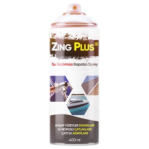 Zing Plus Sprey 3 Adet